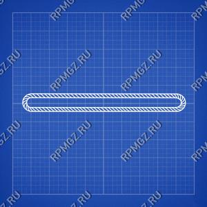 Бесконечный кольцевой канатный строп