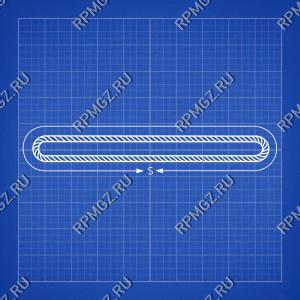 Кольцевой канатный строп